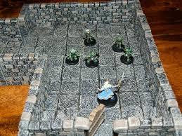 3d Dungeon Tiles Dwarven Forge by Dwarven Forge 3d Terrain For Tabletop Gaming Geek U0026 Sundry