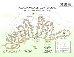 100 The Cabins At Mazama Village Campground Review Campground In Crater Lake