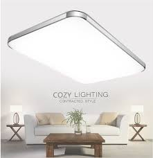 36w led ceiling light with wireless remote 3000k 6500k