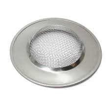 brand new 1pc stainless silver sink strainer food mesh trap plug