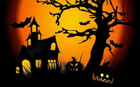 Halloween Live Wallpapers For Pc by Halloween Wallpaper Hd Android Apps On Google Play