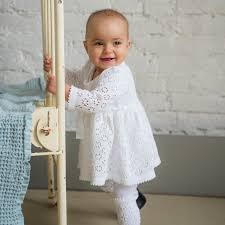 Baptism Decorations Ideas Kerala by Baptism Dress Knit Baby Brigh White Dress Flower Girls