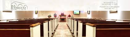 M E Rodriguez Funeral Home San Antonio TX