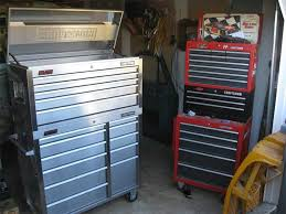 AutoEducation.com Car Blog |Craftsman Stainless Steel Tool Chest ... The Images Collection Of Tool Storage Box For Pc Organizer Set Craftsman Fullsize Alinum Single Lid Truck Box Shop Your Way 1232252 Black Full Size Crossover 271210 17inch Hand Sears Outlet 26 6drawer Heavyduty Top Chest Whats In My 3 Drawer Toolbox Youtube Boxes At Lowescom Quick Craftsman Tool Restoration Plastic With Drawers Husky Drawer Removal Mobile