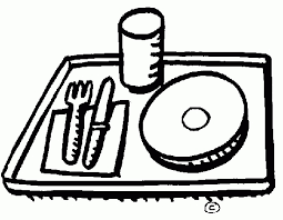Clipart Lunch Tray