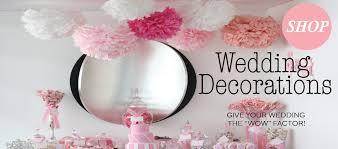 Wedding Decor Shop Crazy 5 Decorations Online