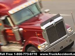 100 Riverside Car Accident Lawyer Truck CA Truck