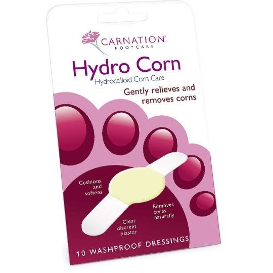 Carnation Hydro Corn Remover - 10 Dressings