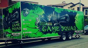 99 Game Party Truck Video Video Temecula CA
