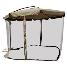 Mosquito Netting For Patio Umbrella Black by Upc 839913019560 Patio Umbrella 11 U0027 Offset Patio Umbrella With