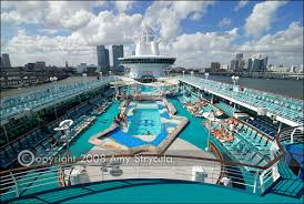 majesty of the seas deck plans majesty of the seas against miami skyline the pool deck on flickr