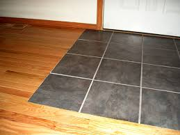 wonderful and creative design of tile wood floor transition