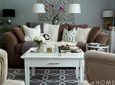 Brown Living Room Decorations by Decorating With A Brown Sofa Brown Sofas Sofas And Brown Couch