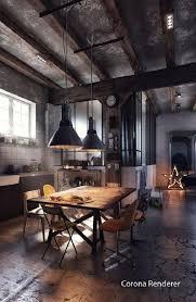 30 industrial style interior designs cuded