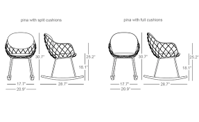 Magis Pina Rocking Chair Best Office Chair For Big Guys Indepth Review Feb 20 Large Stock Photos Images Alamy 10 Best Rocking Chairs The Ipdent Massage Chairs Of 2019 Top Full Body Cushion And 2xhome Set Of 2 Designer Rocking With Plastic Arm Lounge Nursery Living Room Rocker Metal Work Massive Wood Custom Redwood Rockers 11 Places To Buy Throw Pillows Where Magis Pina Chair Rethking Comfort Core77 7 Extrawide Glider And Plus Size Options Budget Gaming Rlgear