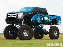 2011 Ford F-250 - Status Symbol - Lifted Trucks - Truckin Magazine