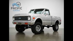 100 1972 Chevy Truck 4x4 Chevrolet C10 YouTube