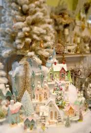 Thomas Kinkade Christmas Tree Village by Best 25 Christmas Village Sets Ideas On Pinterest Christmas