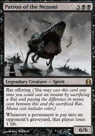 bog rats 6ed mtg card