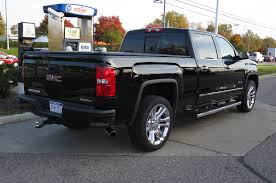 100 Blacked Out Truck 2014 GMC Sierra Denali 1500 4WD Crew Cab Update 4 MotorTrend
