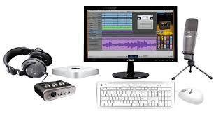 The Gallery For Gt Mac Home Recording Studio Setup Mini Imgkid