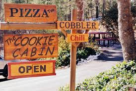Cookie Cabin on Mt Lemmon Highway a great place to stop for