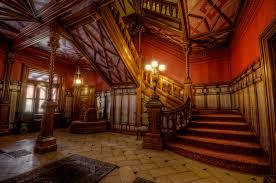 The Mark Twain House Entrance Hall