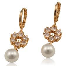 100 Pearl Design Vedrik Earrings