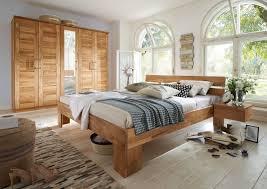doppelbett schlafzimmer wildeiche massiv necst bettgestell 140 x 200 cm