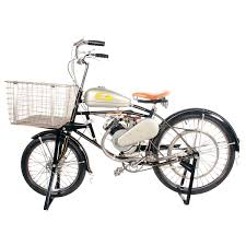 100 Schwinn Cycle Truck For Sale 1947 Whizzer Power With Delivery Basket