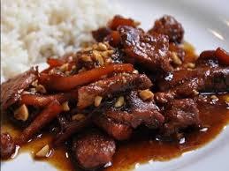 plat rapide a cuisiner porc au caramel au cookeo une recette facile pour votre plat