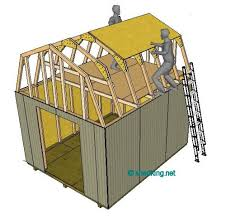 free 12x16 gambrel shed material list shed roof gambrel how to build a shed shed roof
