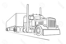 Semi Truck Outline Drawing Drawing Of The Truck Transporting A Load ... Simple Outline Trucks Icons Vector Download Free Art Stock Phostock Garbage Truck Icon Illustration Of Truck Outline Icon Kchungtw 120047288 Dump Royalty Image Semi On White Background F150 Crew Cab Aliceme Isometric Idigme Drawing 14 Fire Rcuedeskme Lorry Line Logo Linear