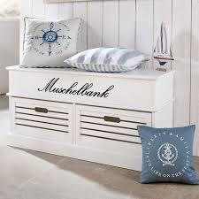 truhenbank maritim kaufen home24 maritime einrichtung