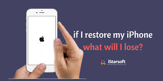 If I Reset My iPhone What Will I Lose How to Restore My iPhone