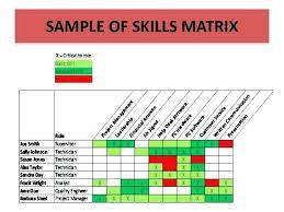 Risk Matrix Template Excel Elegant Process Capability Study Business