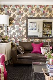 Brown Couch Living Room Design by 10 Of The Best Colors To Pair With Brown