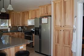 travertine countertops american woodmark kitchen cabinets lighting