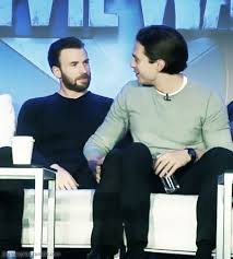 Chris Evans And Sebastian Stan Attend The Captain America Civil War Premiere In Beijing