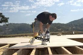 Sturd I Floor Plywood by Roseburg Rigidfloor Underlayment