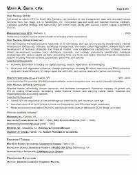 Sample Resume For Accountant Fresher Elegant 11 New S Format Banking Sector Freshers