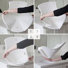 bathing a baby in a small home space saving tubs sink tubs
