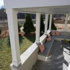 Columns On Front Porch by Photos Hgtv