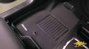 Aries Floor Mats Honda Fit by Aries 3d Floor Liners Youtube