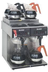 Bunn 2 Burner Coffee Maker 3 Auto Integrity 6