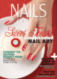 100 Nail Art 2011 S MagazIne February By Bobit Business Media Issuu