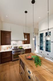 pendant lights for kitchen island bench kitchen traditional with