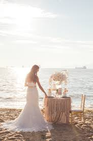 Beach Sweetheart Table Mini Wedding Cake