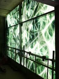 Harlem Hospital Glass Mural by Harlem Hospital Facade Printed Glass Ggi Decorative Glass