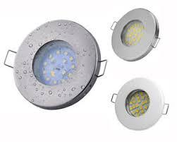 details zu bad einbaustrahler ip65 feuchtraum dusche badezimmer led leuchtmittel spot